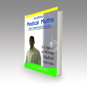 Book Cover for Filipino Medical Myths