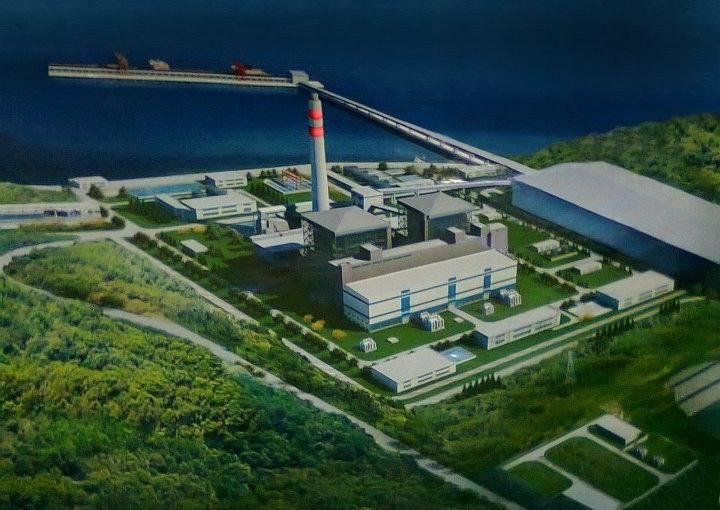 GN Coal Power Plant